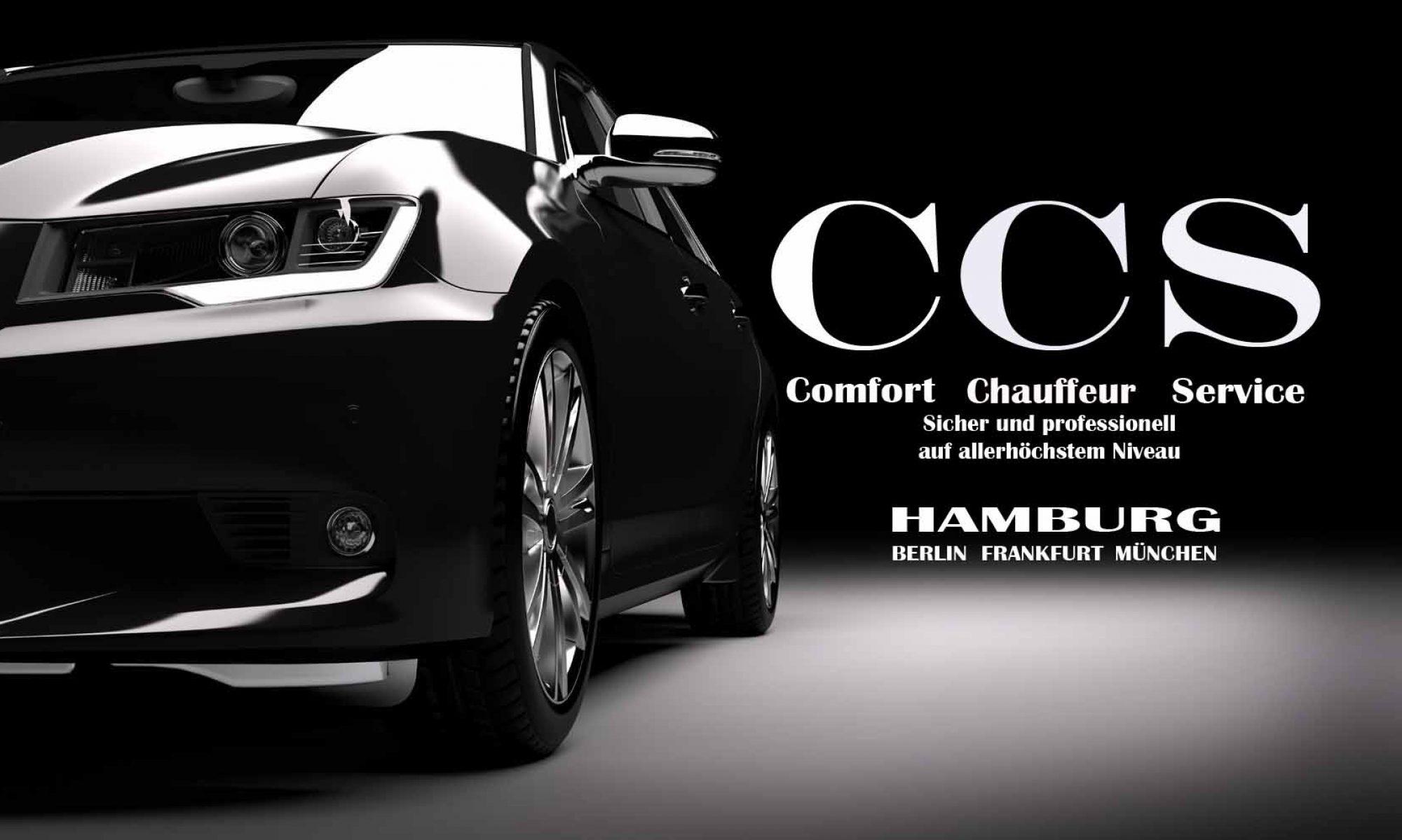 Comfort Chauffeur Service CCS Hamburg